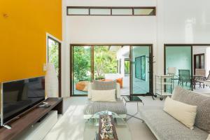 Baan Rim Klong, Prázdninové domy  Ao Nang - big - 7