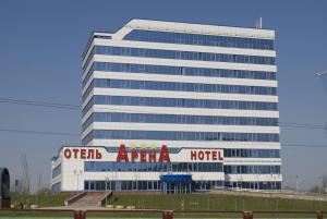 Отель Арена Минск - фото 2
