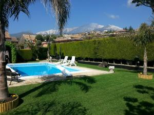 Etma, Bed and Breakfasts  Sant'Alfio - big - 61
