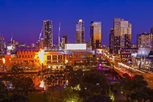 Melbourne Holiday Apartments Northbank - Melbourne CBD, Victoria, Australia