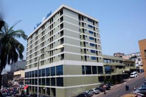 Яунде - Hotel La Falaise Yaounde
