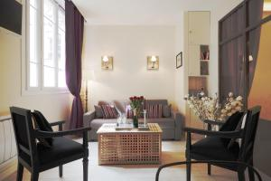 Saint Germain Elegant Suite