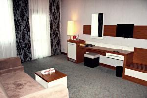 Отель Grand Nur Plaza - фото 9