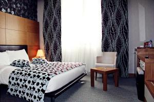 Отель Grand Nur Plaza - фото 10