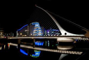 IFSC Dublin City Apartments by theKeyCollection, Apartmanok  Dublin - big - 5