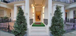 4 hviezdičkový hotel The Beaufort Londýn Veľká Británia