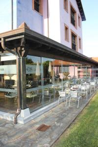 Hotel Restaurante Playa de Las Llanas