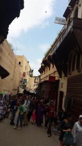 Chilling Hostel Fez