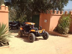 Maroc Lodge, Lodges  Amizmiz - big - 36
