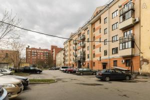 Apartments on Voronezhskaya 76
