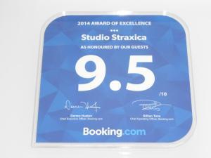 斯特拉斯卡公寓 (Studio Straxica)