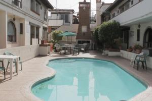 Hotel Las Dunas, Szállodák  Ensenada - big - 10
