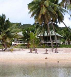 Paparei Beachfront Bungalows, Aitutaki