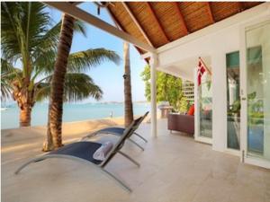 46492630 1 Bedroom Beach Front Villa   Bangrak KENBB1 เกาะสมุย