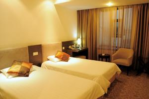 JI Hotel Nanjing Hongqiao Zhongshan North Road, Hotely  Nanjing - big - 9