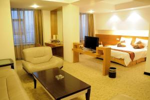 JI Hotel Nanjing Hongqiao Zhongshan North Road, Hotely  Nanjing - big - 13