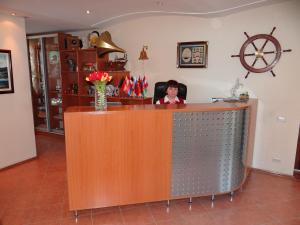 Отель Маяк - фото 2