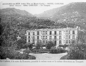 Hôtel Carlton, Отели  Болье-сюр-Мер - big - 38