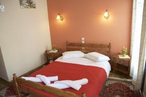 Ria Rooms, Vendégházak  Kiszósz - big - 34