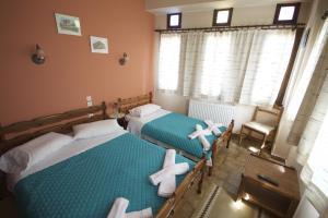 Ria Rooms, Vendégházak  Kiszósz - big - 32