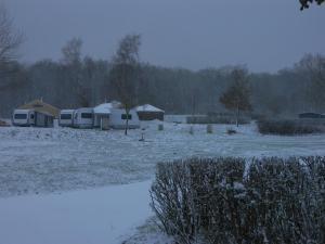 Camping Colline de Rabais, Campsites  Virton - big - 30