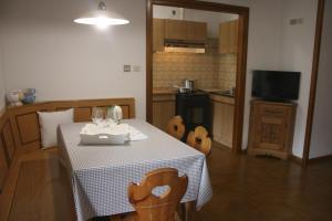 Fassa A Parte, Appartamenti  Vigo di Fassa - big - 19