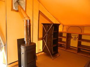 Camping Colline de Rabais, Campsites  Virton - big - 18