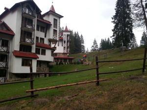 Castle Complex Apartment
