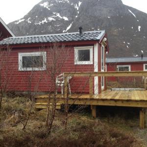 Hammerstad Camping, Ferienparks  Svolvær - big - 63