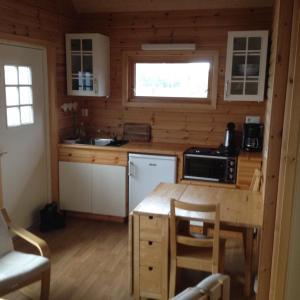 Hammerstad Camping, Ferienparks  Svolvær - big - 23