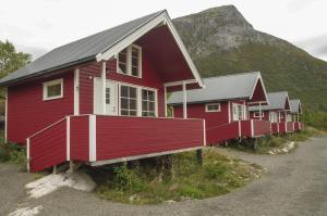 Hammerstad Camping, Ferienparks  Svolvær - big - 32