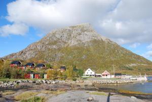 Hammerstad Camping, Ferienparks  Svolvær - big - 73