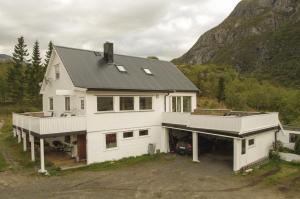 Hammerstad Camping, Ferienparks  Svolvær - big - 72