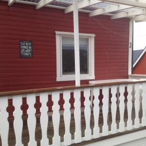 Hammerstad Camping, Ferienparks  Svolvær - big - 45