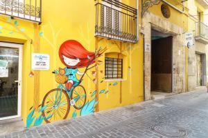 Flatsforyou Bed and Bike Carmen, Apartmány  Valencia - big - 52
