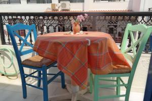 Studios Zafiri, Aparthotely  Naxos Chora - big - 13