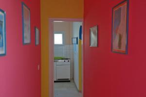 Studios Zafiri, Aparthotely  Naxos Chora - big - 12