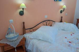 Studios Zafiri, Aparthotely  Naxos Chora - big - 7