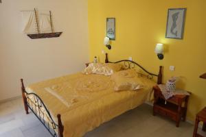 Studios Zafiri, Aparthotely  Naxos Chora - big - 6