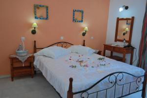 Studios Zafiri, Aparthotely  Naxos Chora - big - 9