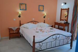 Studios Zafiri, Aparthotely  Naxos Chora - big - 19