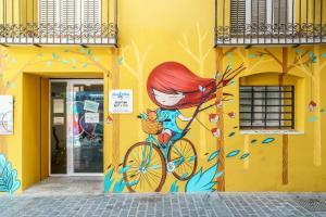 Flatsforyou Bed and Bike Carmen, Apartmány  Valencia - big - 51