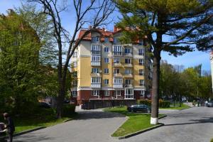 Апартаменты Вид на море на Комсомольской - фото 8
