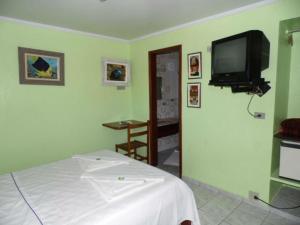Hotel Pousada Miramar, Отели  Убатуба - big - 8