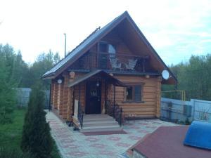 Загородный отель Домик в Деревне - фото 21