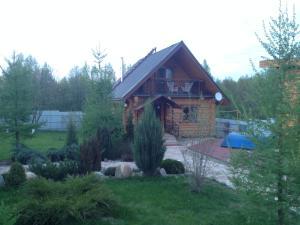 Загородный отель Домик в Деревне - фото 17