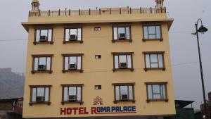 Hotel Roma Palace
