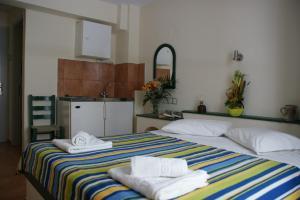 Jason Studios & Apartments, Aparthotels  Naxos Chora - big - 19