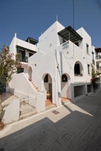 Jason Studios & Apartments, Aparthotels  Naxos Chora - big - 22