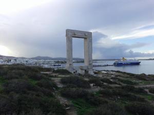 Jason Studios & Apartments, Aparthotels  Naxos Chora - big - 27